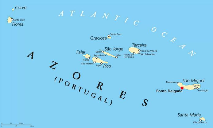 The AZORES Islands – The Azores Magic